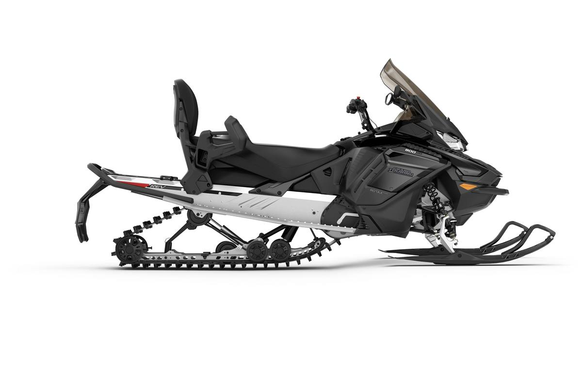 2019 ski-doo grand touring sport 900 ace es (rev gen4)