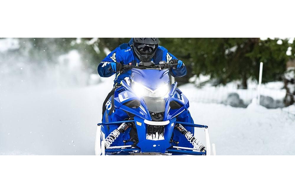 2019 Yamaha Sidewinder SRX LE