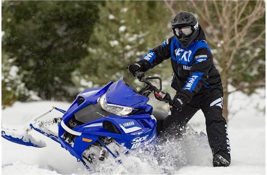 2019 Yamaha Sidewinder X-TX LE 141