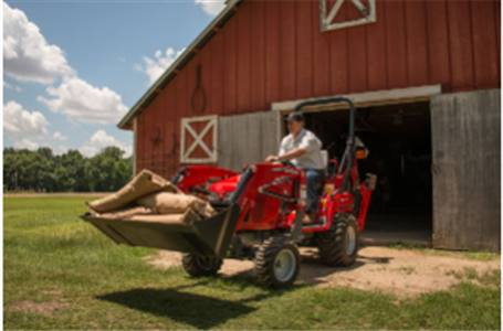 2018 Massey Ferguson L105E for sale in Maryville, TN. Tyler Brothers ...