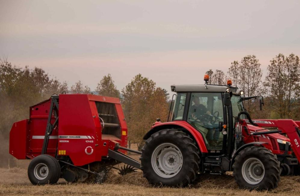 2018 Massey Ferguson 1745 for sale in Norfolk, MA  Orlando's