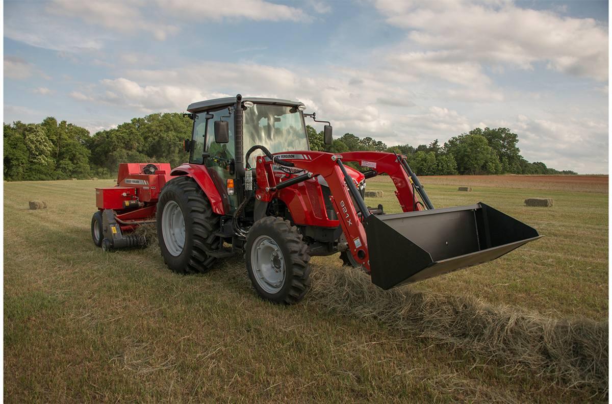 2018 Massey Ferguson 4610M - 100 hp Tractor Loader for sale in ...