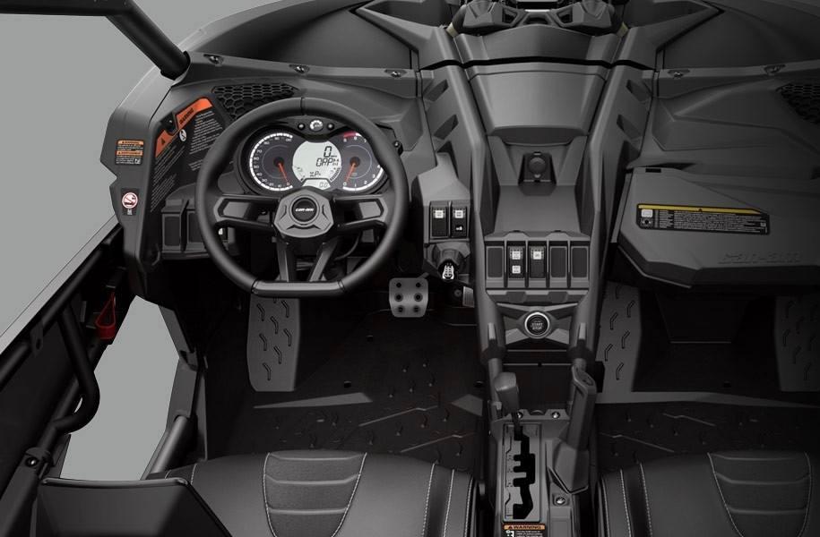 2019 Can-Am MAVERICK X3 XRS TURBO R