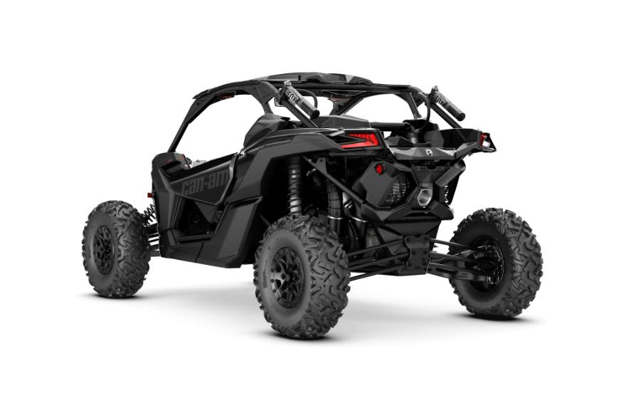 2019 Can-Am Maverick™ X3 X™ rs Turbo R