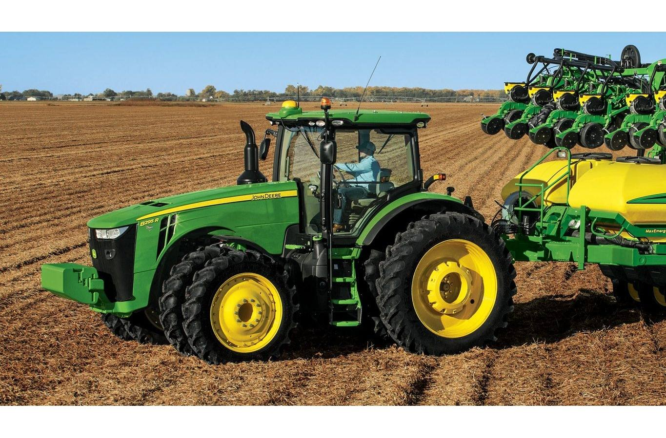 2018 John Deere 8295R for sale in Lake Charles, LA  Welsh