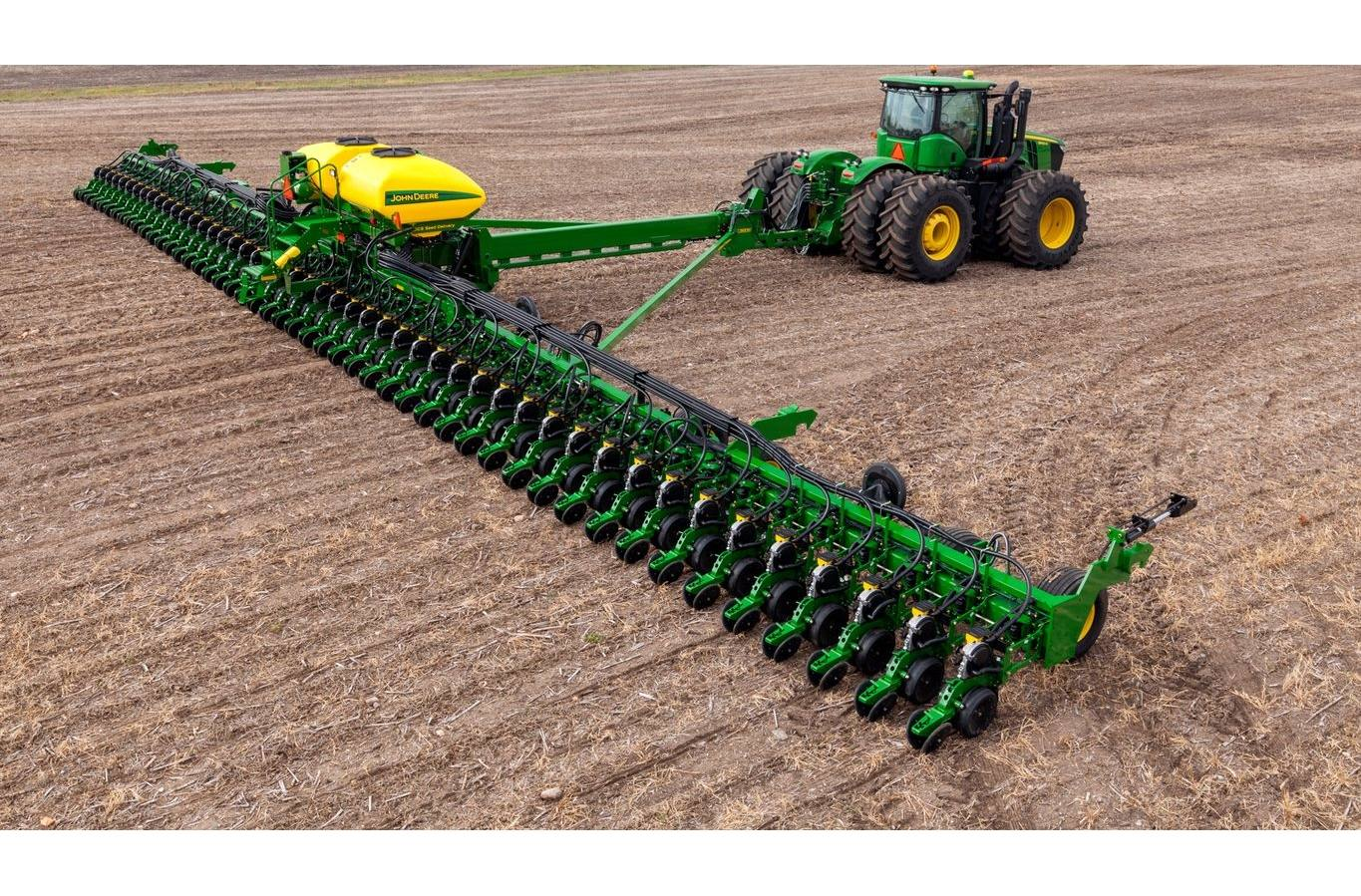 2018 John Deere DB88 48Row22 for sale in Two Rivers, WI. Eis ...