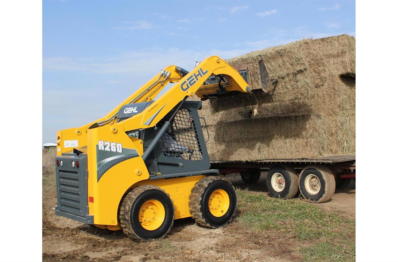 2018 Gehl R260 Skid Loader for sale in Harlan, IA  Nelson