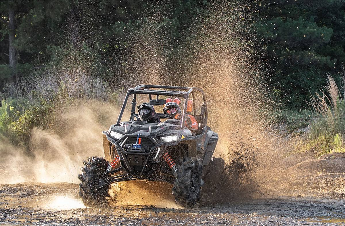 2019 Polaris Industries RZR XP® 1000 High Lifter - Stealth Black