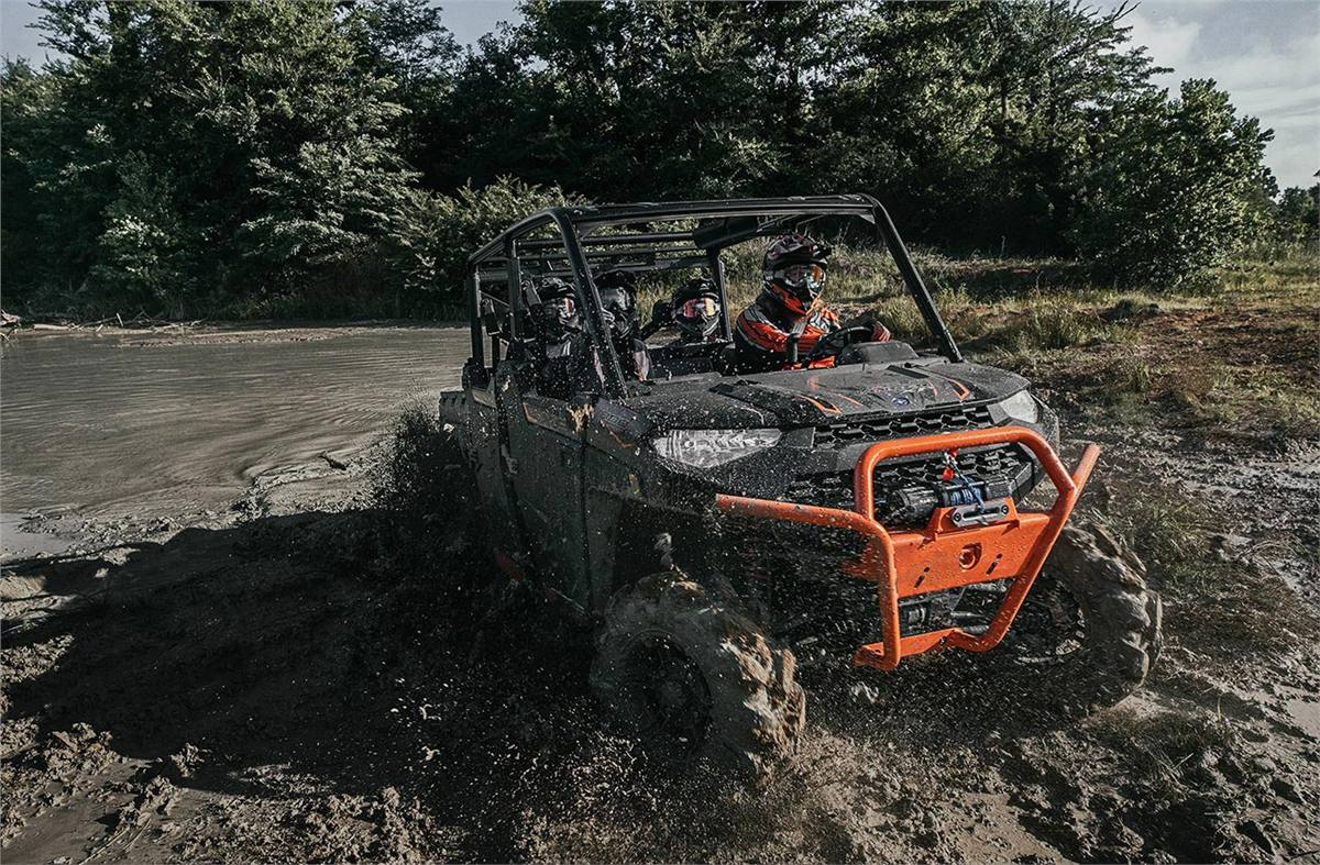 2019 Polaris Industries Ranger Crew Xp 1000 Eps High Lifter Edition Accessory Fuse Box Stock Image