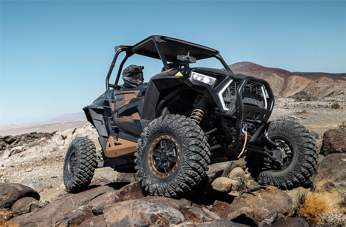 2019 Polaris Industries RZR XP® 1000 Trails & Rock - Cruiser Black