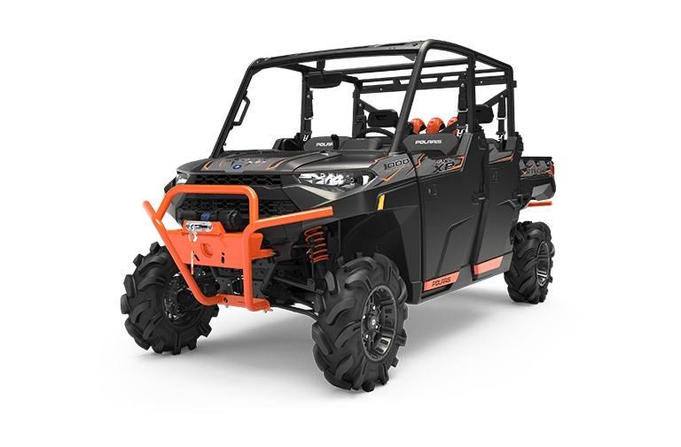 2019 Polaris Industries RANGER CREW® XP 1000 EPS High Lifter Edition