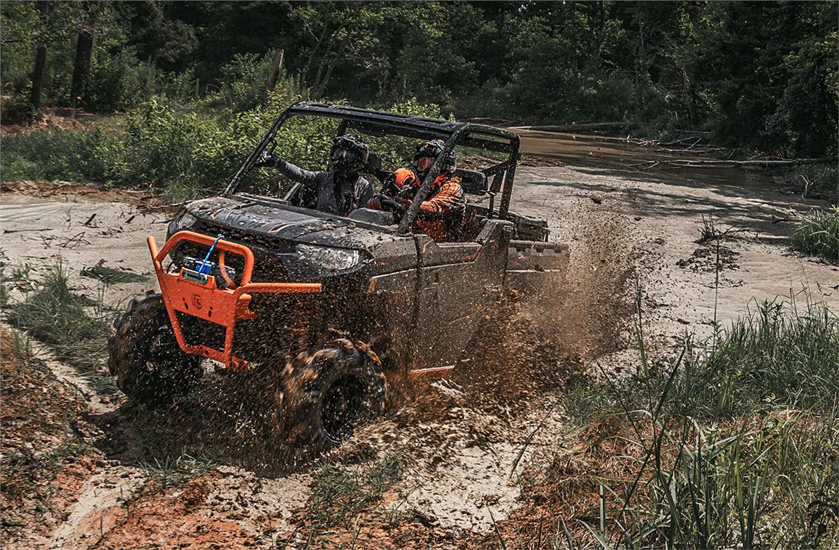 2019 Polaris Industries RANGER XP 1000 EPS HL EDN - STEALTH BLACK