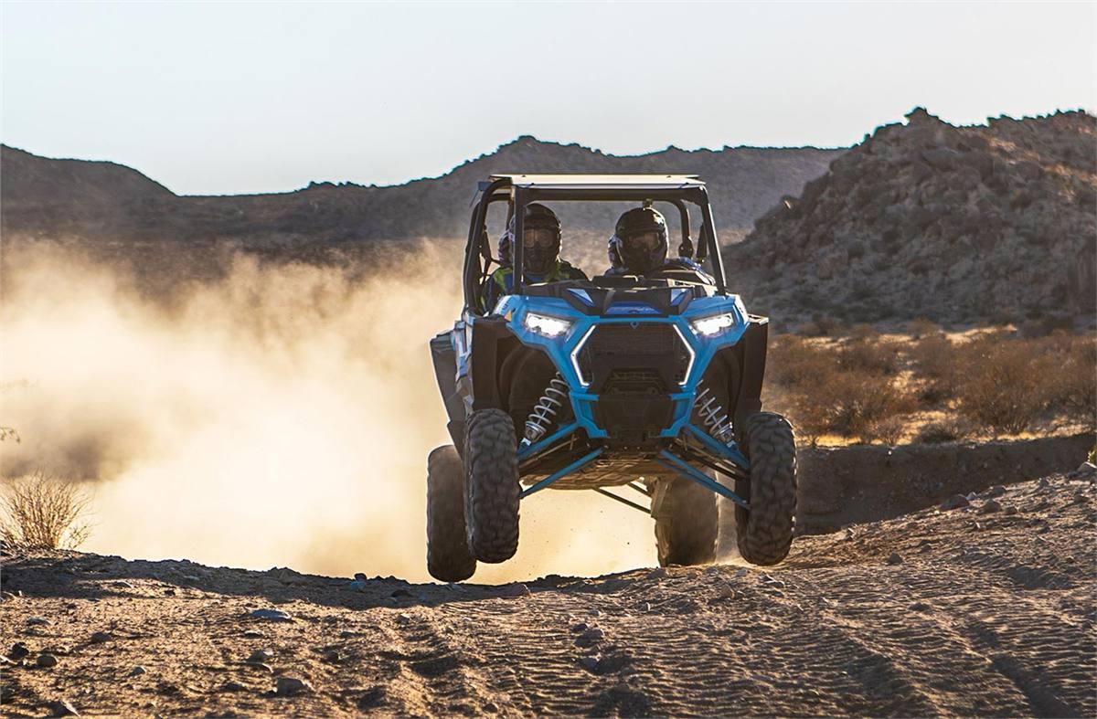 2019 Polaris Industries RZR XP® 4 1000 Ride Command - Sky Blue