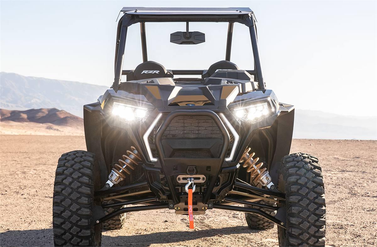 2019 Polaris Industries RZR XP® 1000 Trails & Rock - Cruiser Black