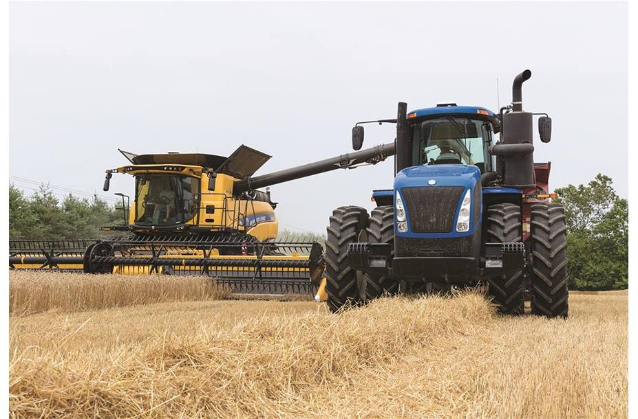 2018 New Holland Agriculture T9 Series 4wd Tier 4b T9480 For Sale