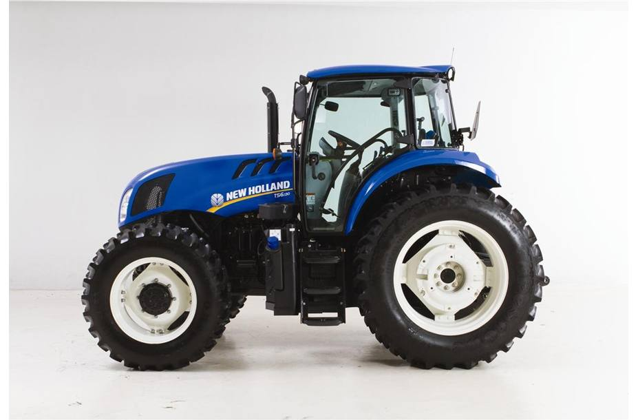 2018 New Holland Agriculture TS6 Series - Tier 4B TS6 110