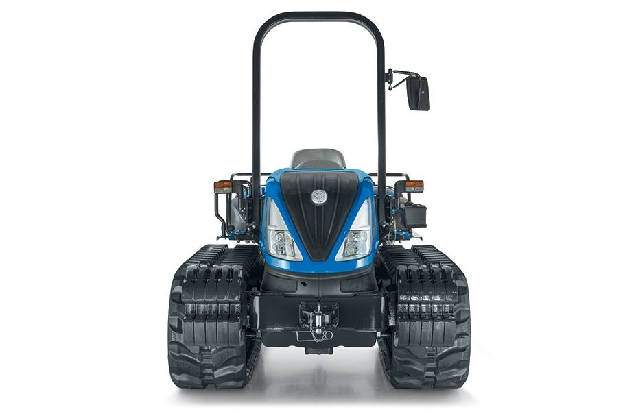 2018 New Holland Agriculture TK4 Crawler TK4 100 Cab or ROPS