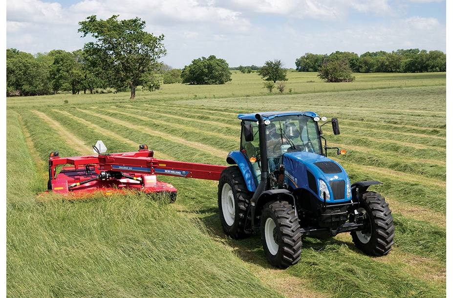 2018 New Holland Agriculture Discbine® Center-Pivot Mower