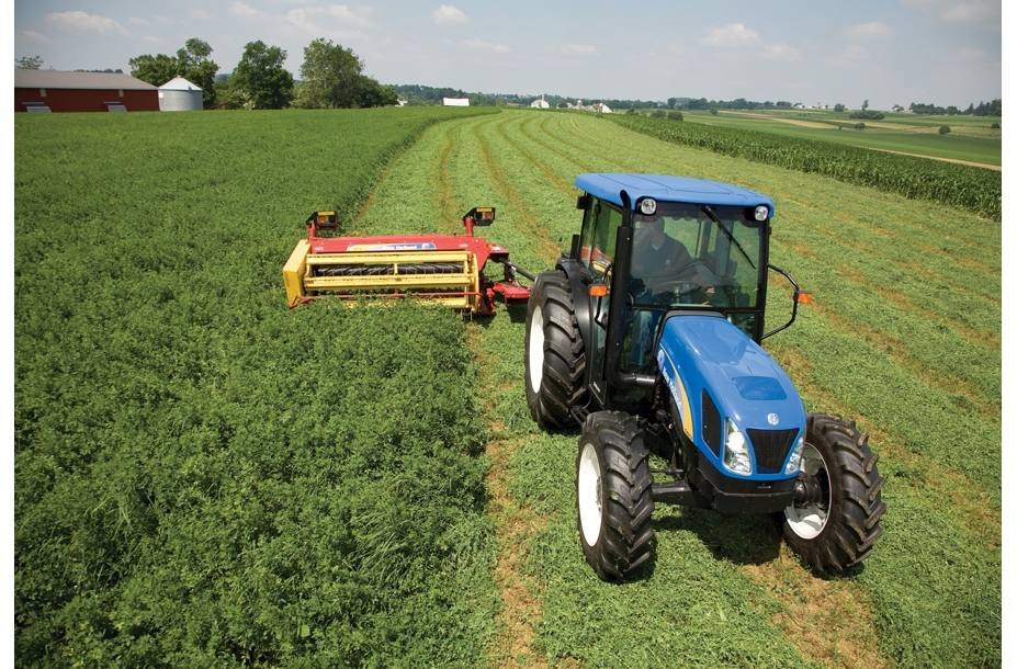 2018 New Holland Agriculture Haybine® Mower-Conditioner