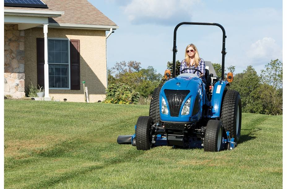 2018 New Holland Agriculture Workmaster™ Compact 35 for sale