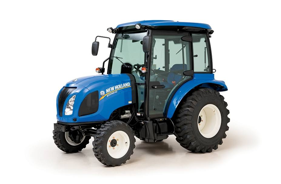 2018 New Holland Agriculture Boomer 35-55 HP Series 40 Cab (T4B) for New Holland Boomer Wiring Diagrams on