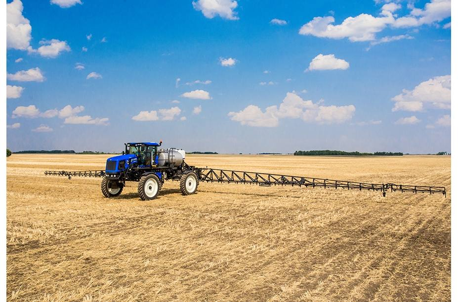 2018 New Holland Agriculture Guardian Rear Boom Sprayer