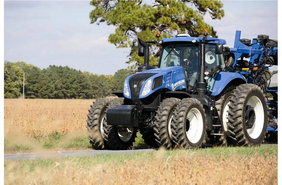 2018 New Holland Agriculture GENESIS® T8 Series - Tier 4B T8 380