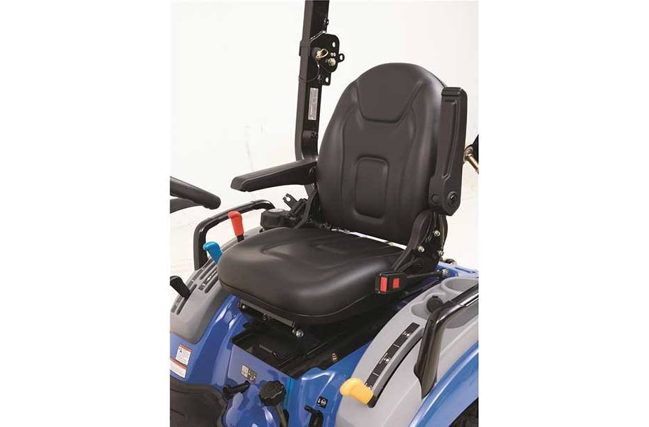 2018 New Holland Agriculture Workmaster™ 25S Sub-Compact