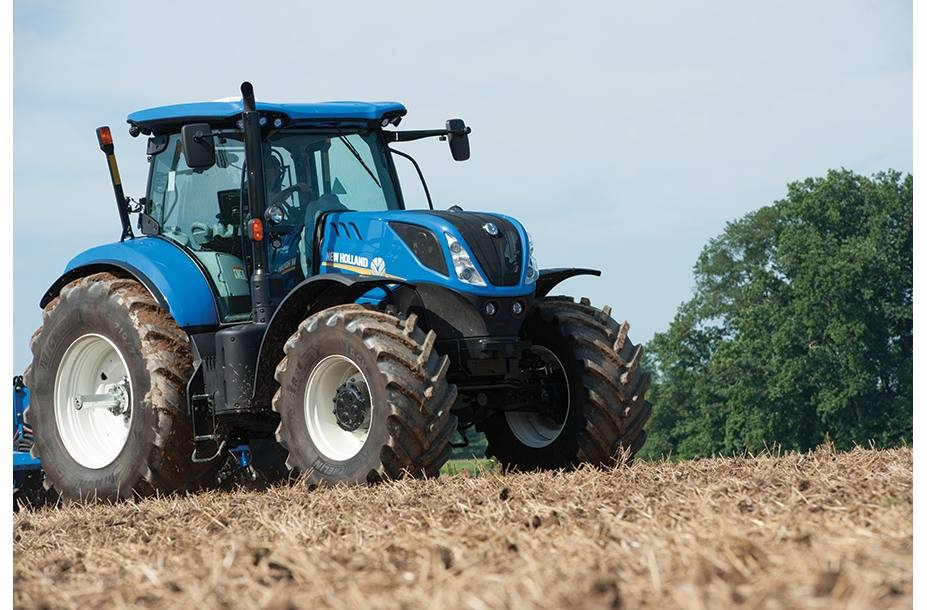 2018 New Holland Agriculture T7 Series - Tier 4B T7 270