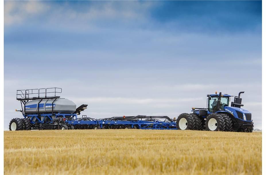 2018 New Holland Agriculture Flexi-Coil® P Series Air Cart