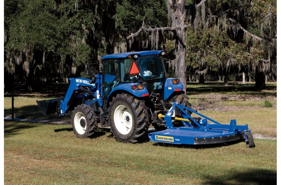 2018 New Holland Agriculture PowerStar™ T4 Series T4 75 for sale in