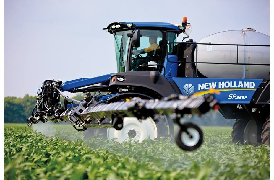 2018 New Holland Agriculture Guardian™ Front Boom Sprayer
