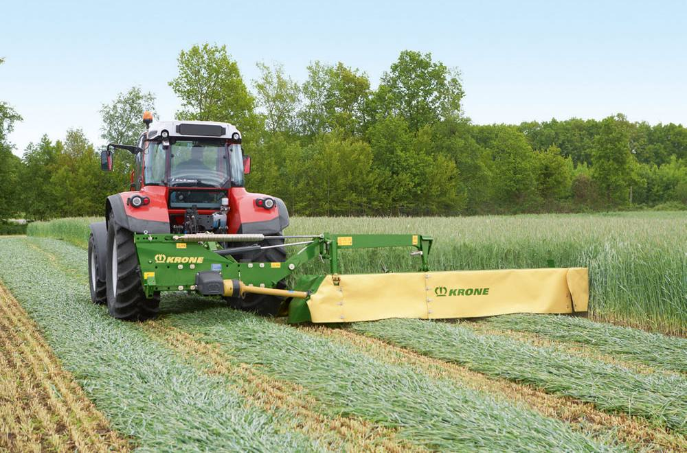 2018 Krone EasyCut R 360 for sale in Fort Smith, AR  Gray
