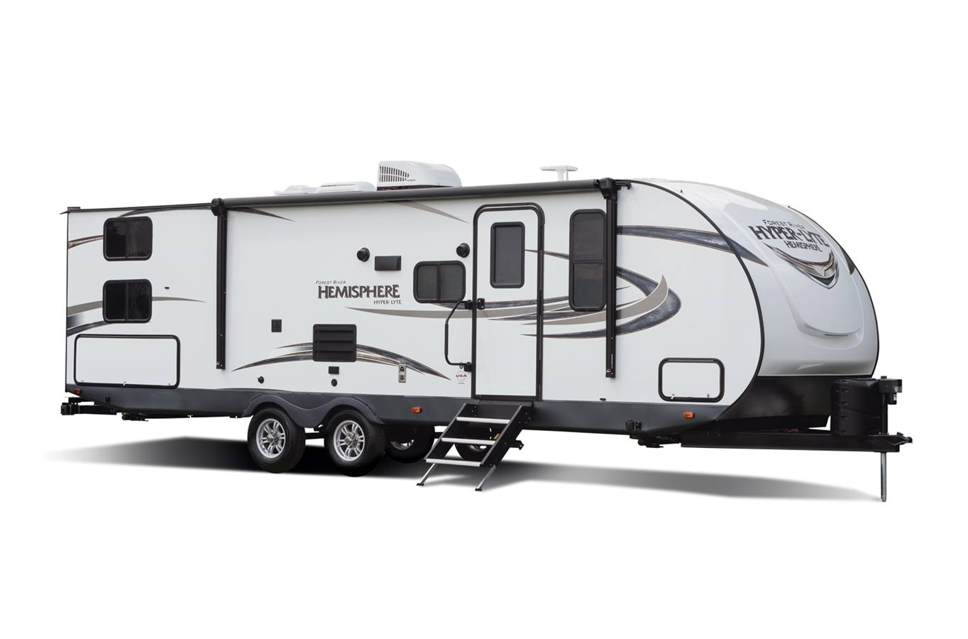 2019 salem by forest river 25rkshl salem hemisphere hyper-lyte fifth wheels