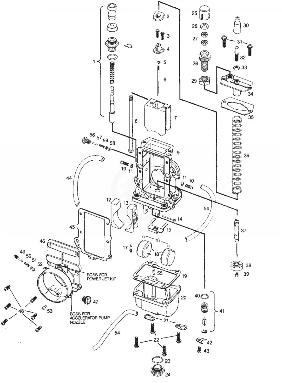 Mikuni Carburetor Identification http://www.woodwardspecialties.com/Mikuni-TM-FLAT-SLIDE-CARBURETOR-detail.htm?productId=9028660