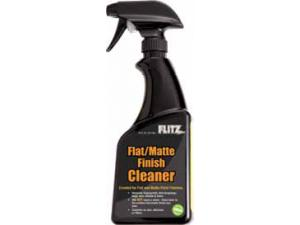 FLAT/MATTE BLACK PAINT CLEANER