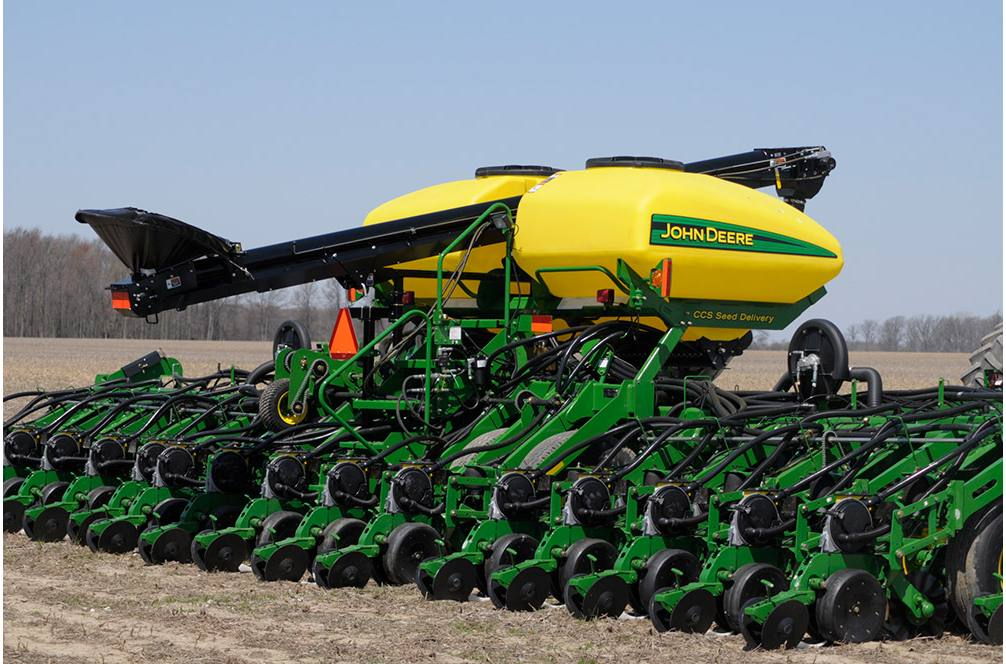 2018 Unverferth Jd 1770 1790 Ccs For Sale In Two Rivers Wi Eis