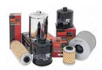 K/&N Oil Filter for 2001-2005 Polaris Sportsman 400 4x4