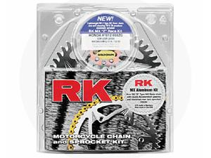 RK CHAIN & SPROCKET KITS