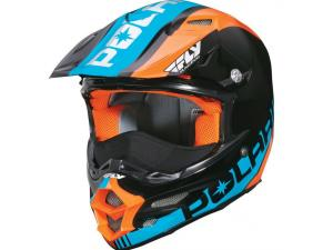 Fly F2 Keith Curtis 711 Helmet