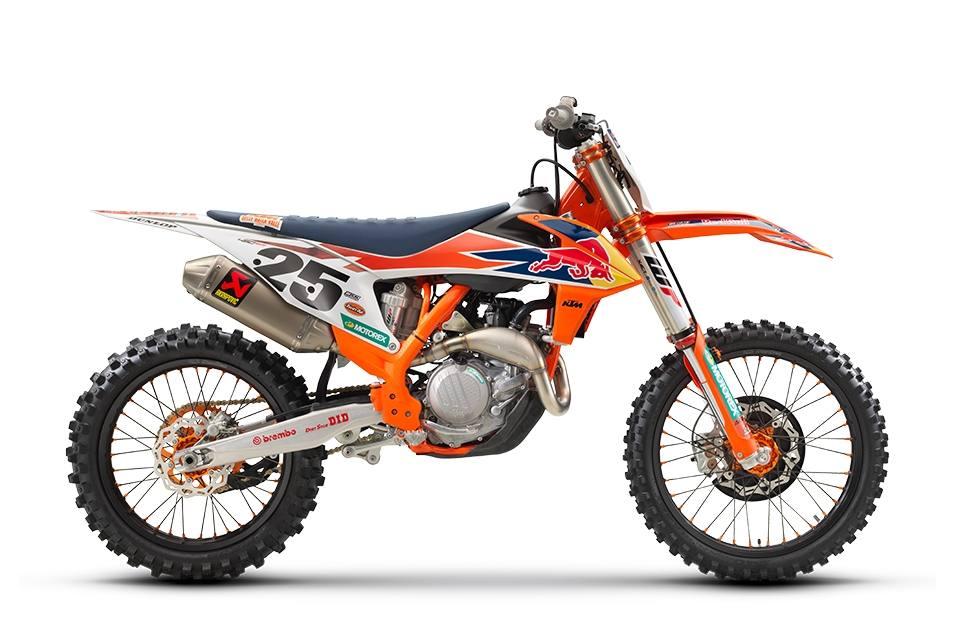 2019 ktm 450 sx-f factory edition