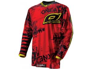 MEN'S O'NEAL MX ELEMENT TOXIC JERSEY