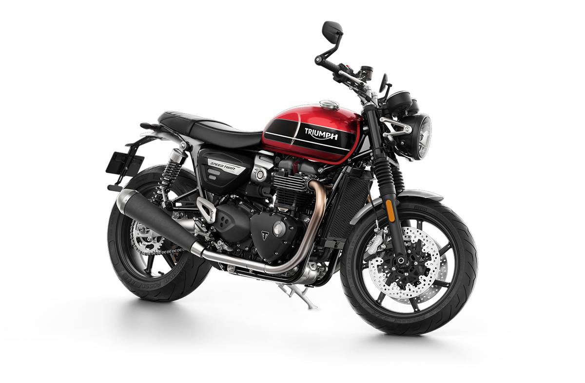 2019 Triumph Speed Twin 2 Tone For Sale In Kansas City Mo Engle