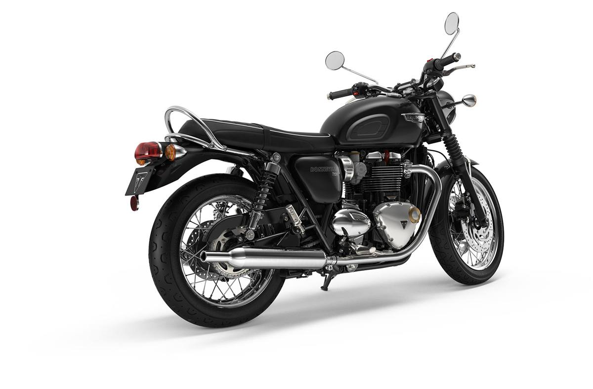 2019 Triumph Bonneville T120 For Sale In Harrisonburg Va Triumph