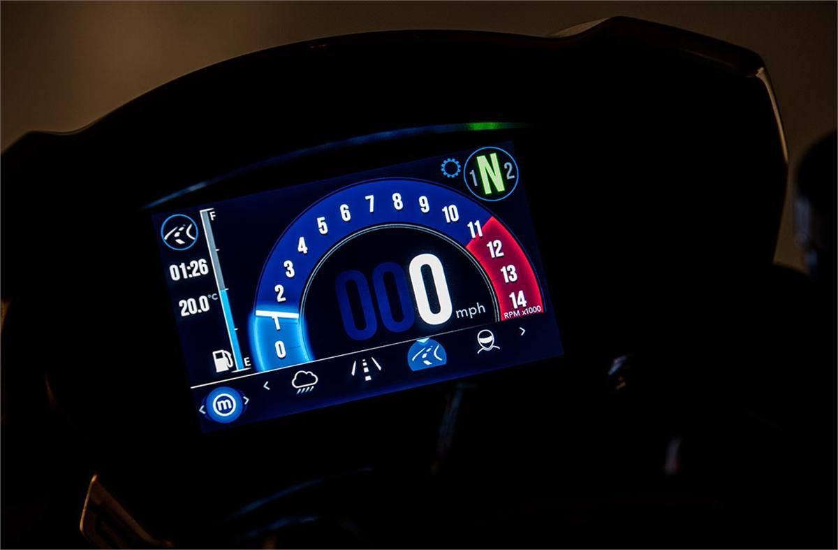 geholpen veel modieus laatste stijl 2019 Triumph Speed Triple RS