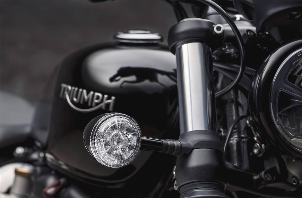 2019 Triumph Bonneville Bobber Black For Sale In Roseville Ca As
