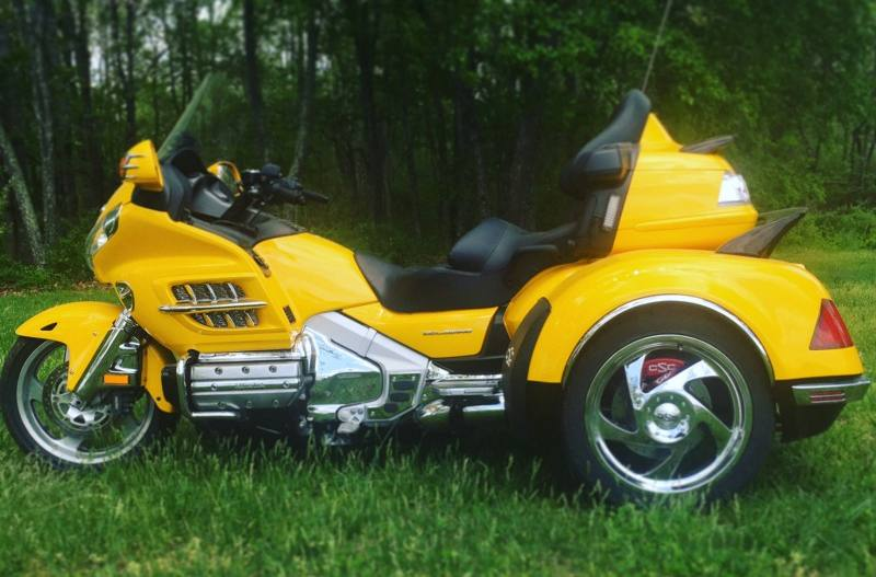 2018 California Side Car CSC Viper Trike for sale in Cambridge, MN on trailer brakes, trailer mounting brackets, trailer plugs, trailer fuses, trailer generator, trailer hitch harness,