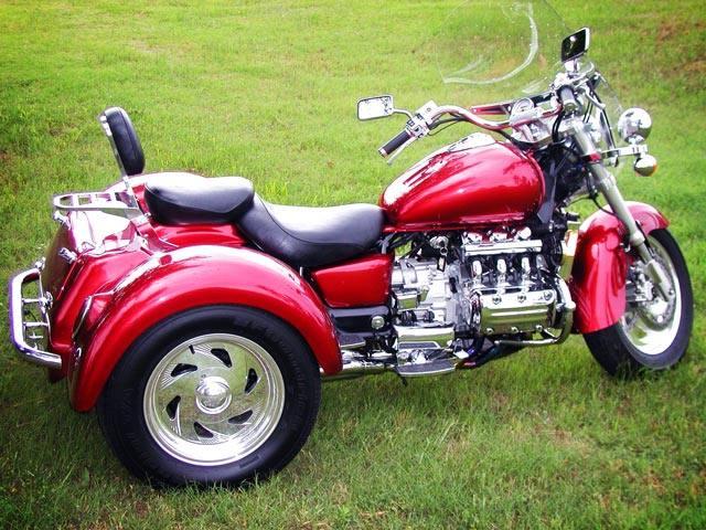 2018 Motor Trike Kit for Honda Valkyrie/ Interstate Motorcycles