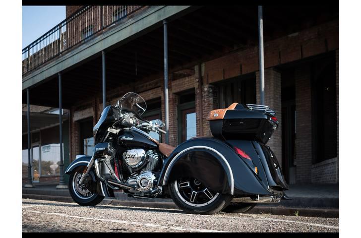 2018 Motor Trike Tomahawk