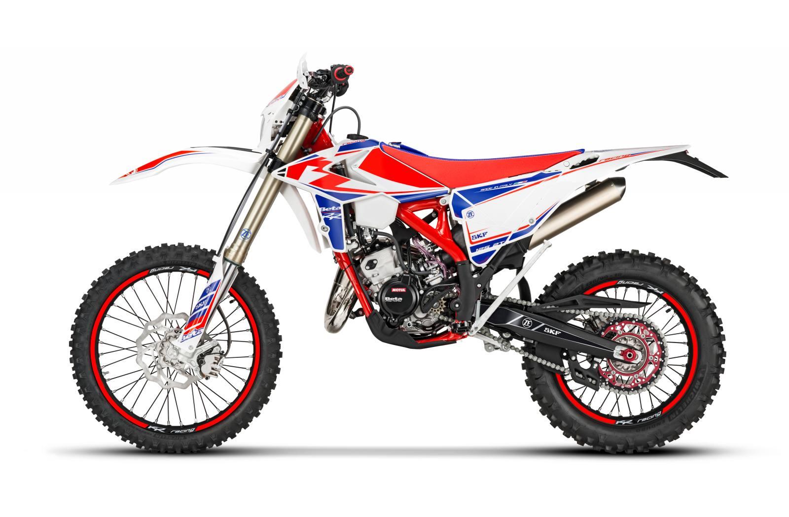 2019 Beta Motorcycles 125 RR 2-Stroke Race Edition